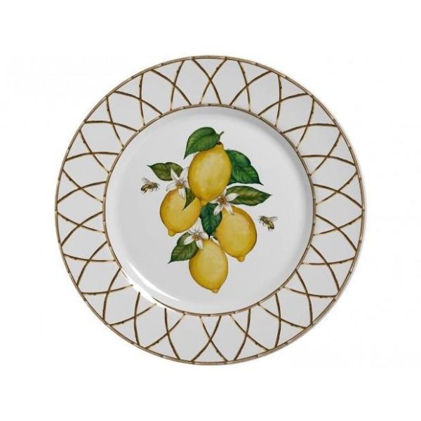 prato de sobremesa siciliano