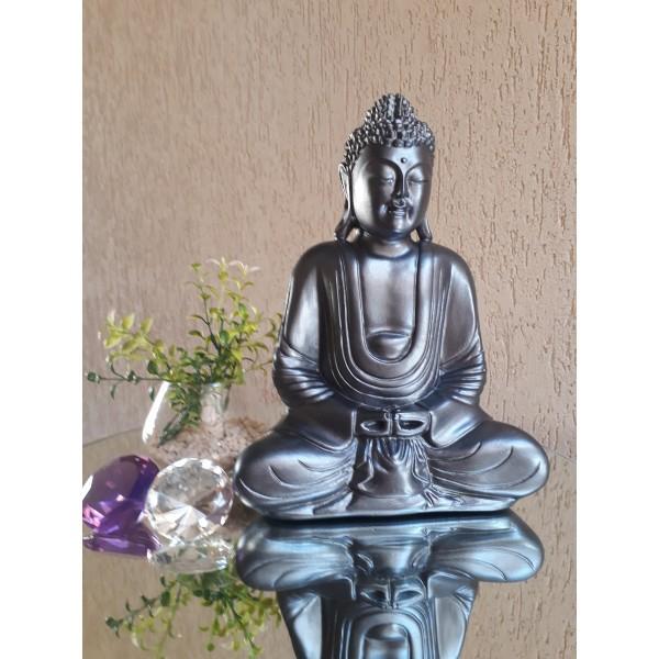 buda meditando ônix