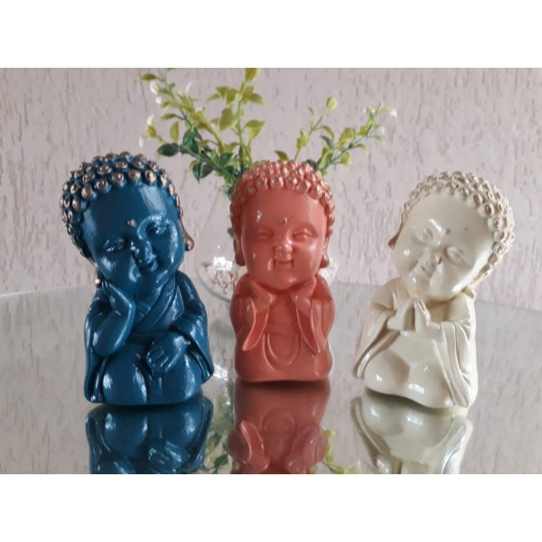 trio de budinhas love