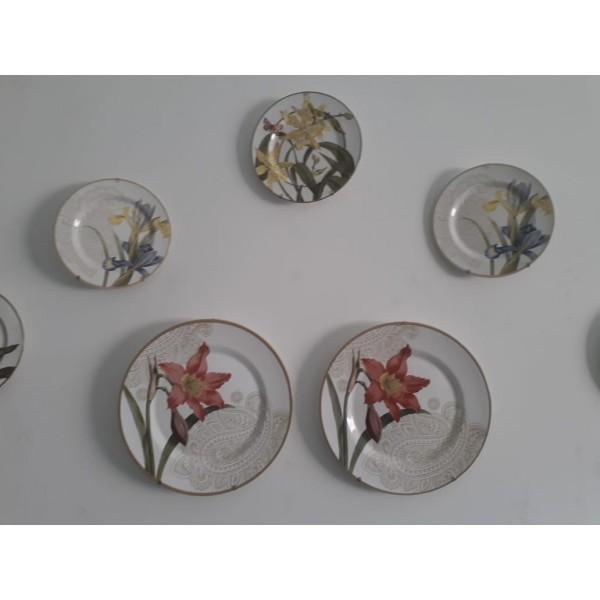 kit prato de parede orquídea