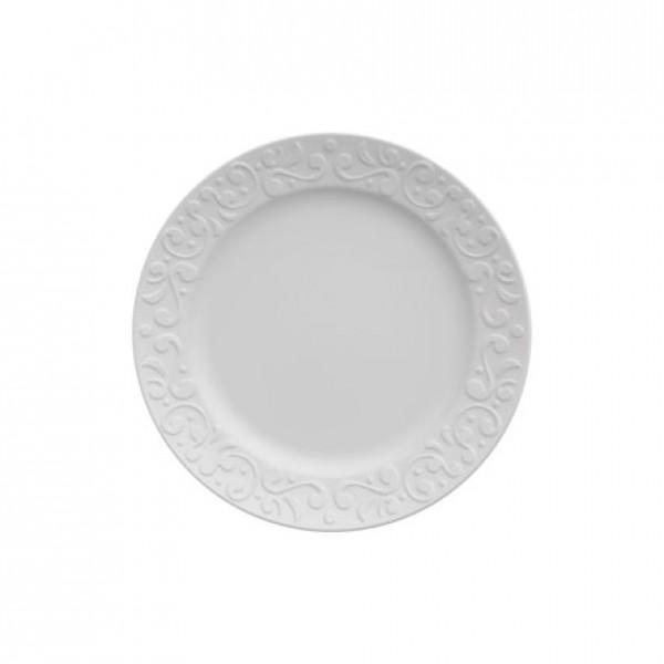 prato sobremesa porcelana germer tassel