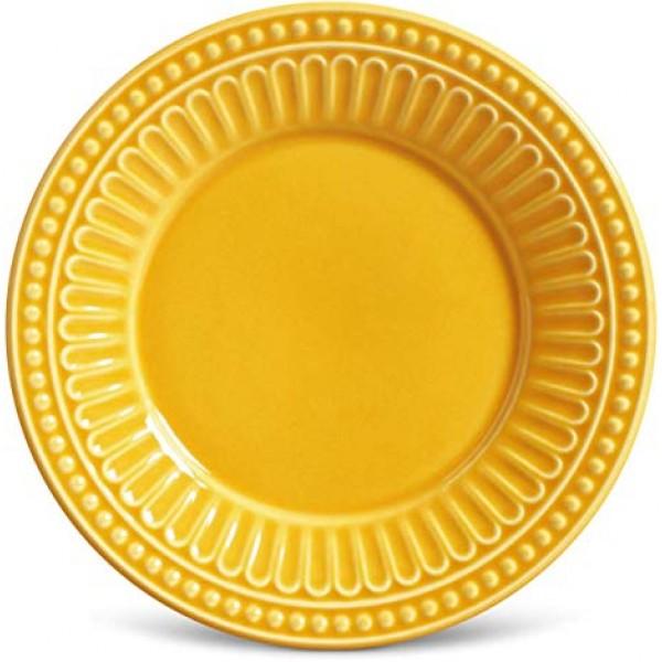prato de sobremesa pergamo mostarda