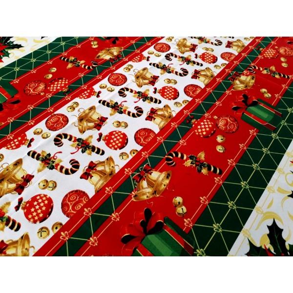 toalha de mesa estampada