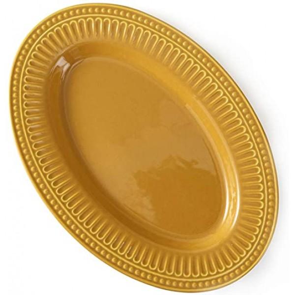travessa oval curry m