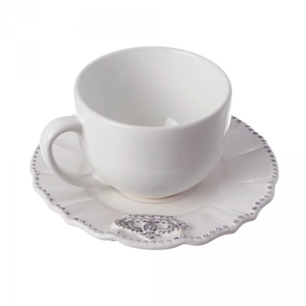 jogo 6 xícaras chá windsor
