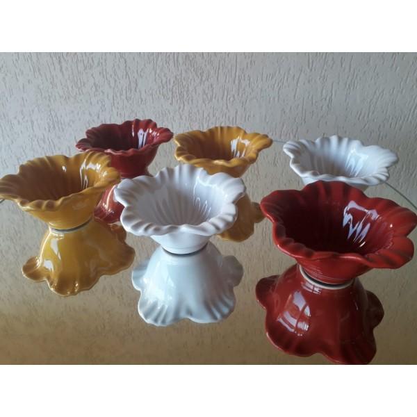 kit 6 petisqueiras color
