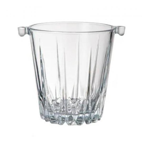 balde para gelo em cristal