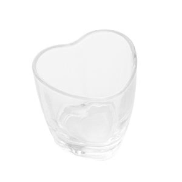 copo shot 50ml coração