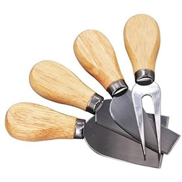 conjunto de facas para queijo unyhome