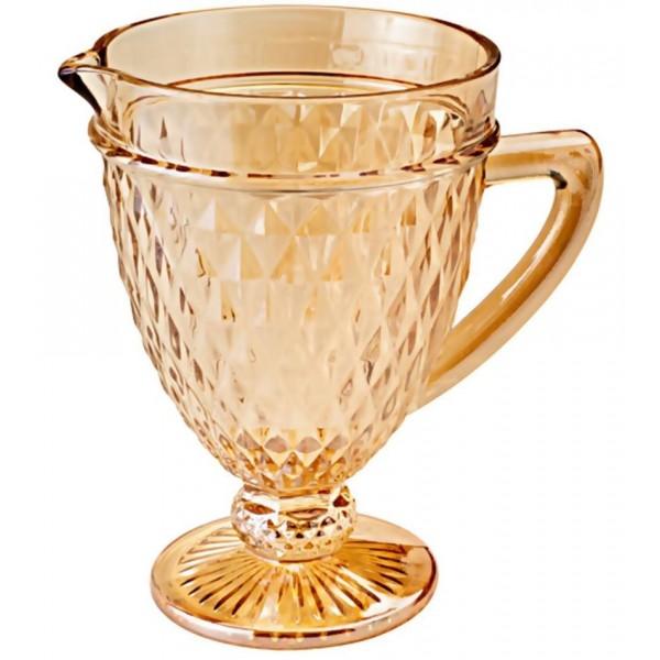 jarra cristal lyor âmbar