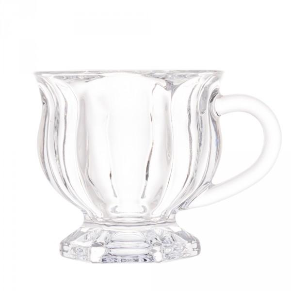 xícara de cristal arcade 142 ml