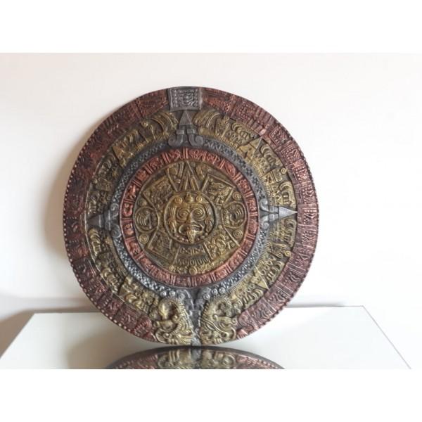 calendario maya color