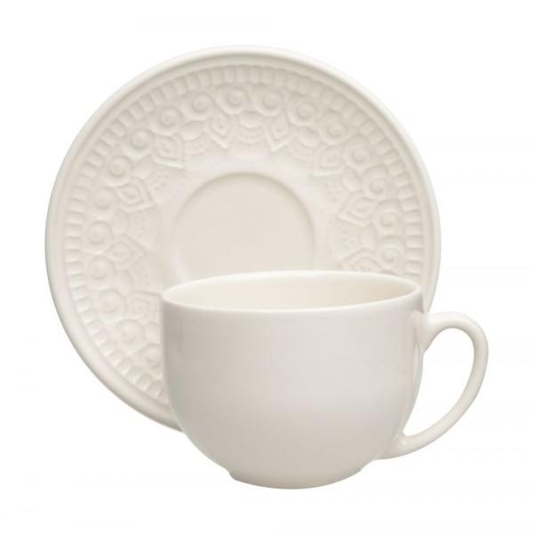 xícara chá agra porto brasil